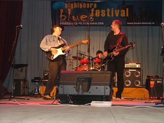 Sighisoara Blues Festival 2006