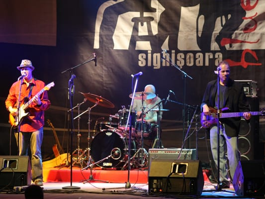 Sighișoara Blues Festival 2011