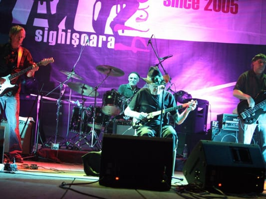 Sighișoara Blues Festival 2012