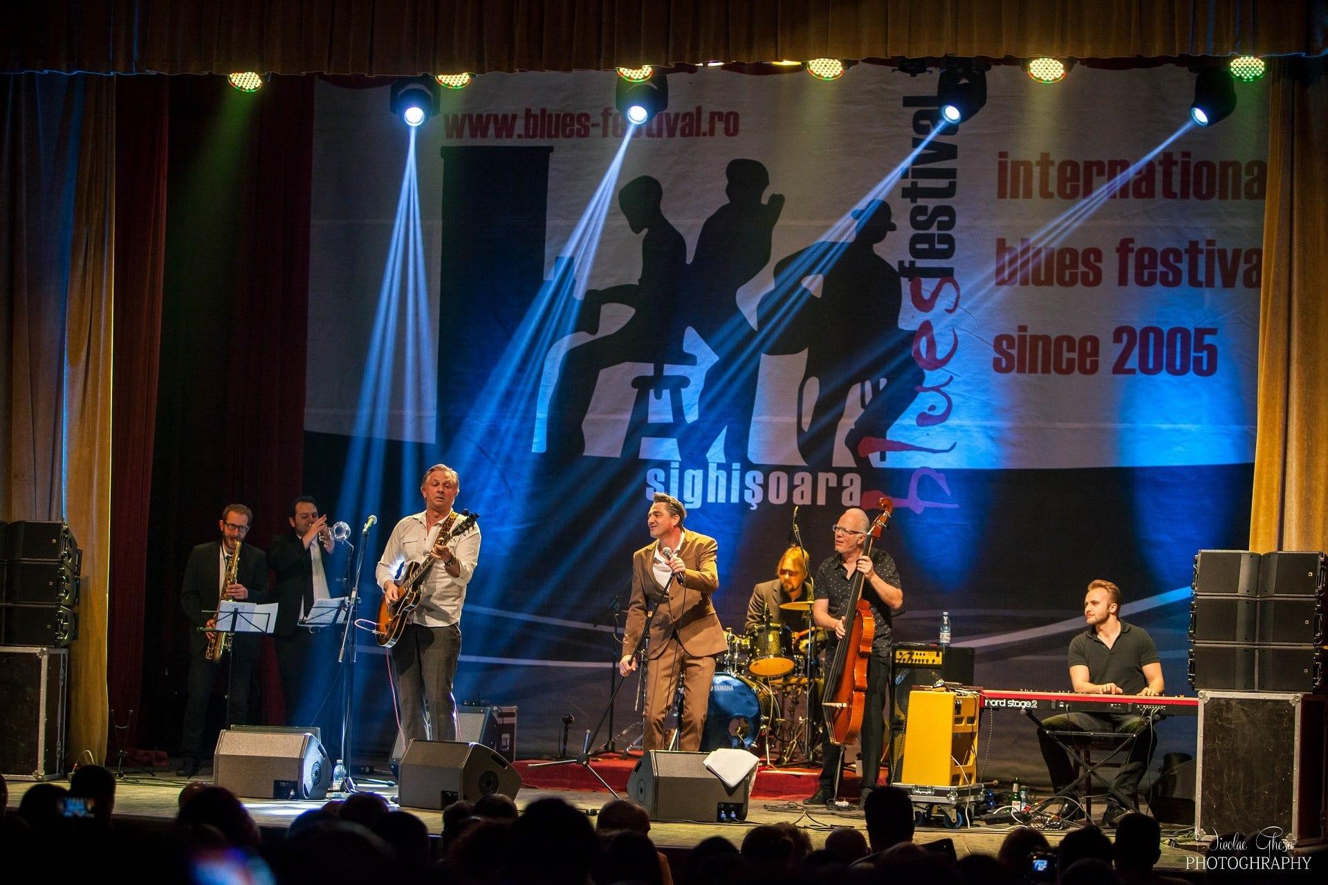 Sighișoara Blues Festival 2016
