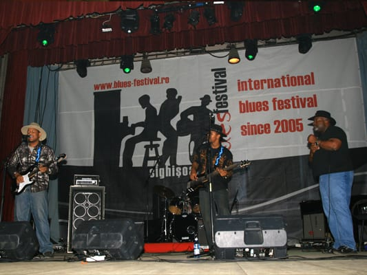 Sighisoara Blues Festival 2010
