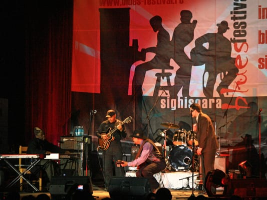 Sighisoara Blues Festival 2009