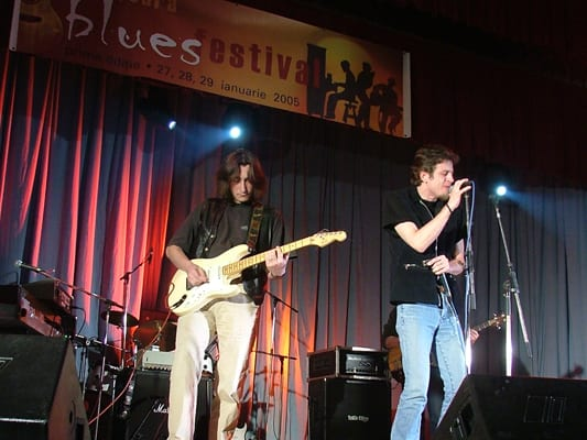Sighisoara Blues Festival 2005