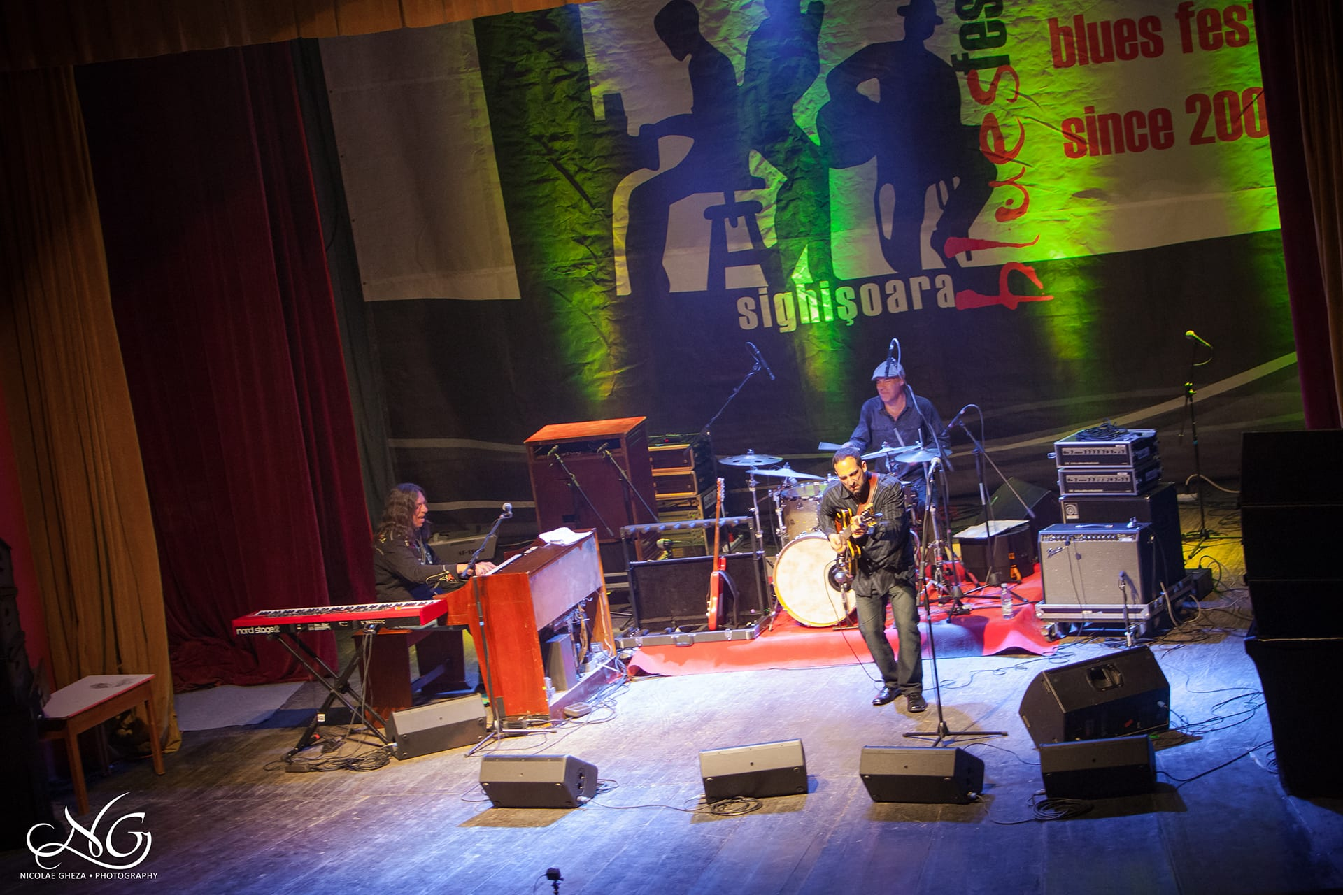 Sighișoara Blues Festival 2015